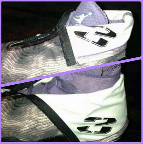 meet f102a 1778e Air Jordan XX8 (28) Black  Purple - Green - WearTesters