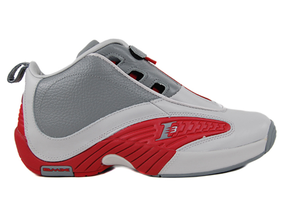 9b8fa9678f0f Reebok Answer IV (4) Steel  Flat Grey - Flash Red - Available Now ...