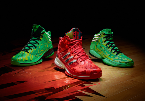 d25349d55d6e adidas Basketball Debuts NBA All-Star Footwear Collection - WearTesters