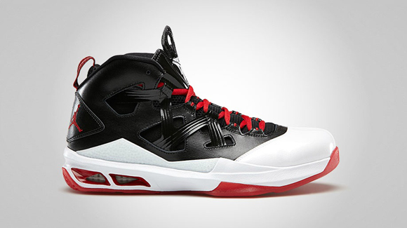 the best attitude 2105a 9a62f Jordan-Melo-M9-Black-Gym-Red-White-1