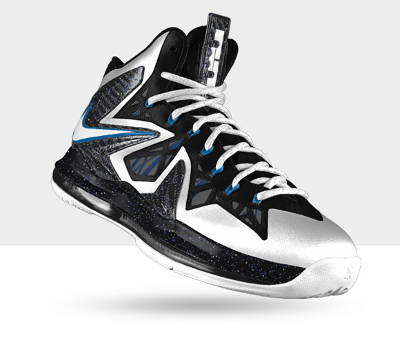 LeBron X PS Elite on NIKEiD - WearTesters e65f4a459