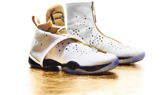 buy online b9cfd 4f50c Air Jordan XX8 - Ray Allen NBA Finals PE s 9