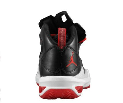 more photos c1fd4 b948e Jordan Melo M9 Black White - Gym Red - Available Now 3