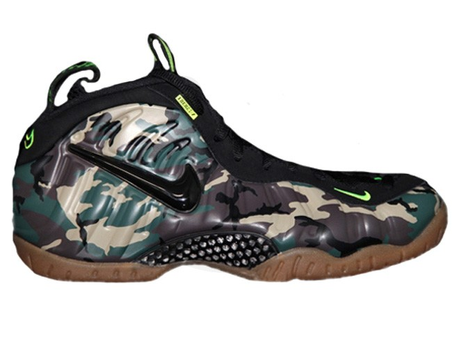Nike Air Foamposite Pro 'Camo' - Available for Pre-Order ...