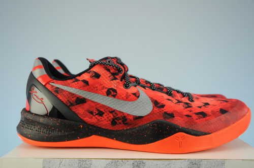4a20cbda660 Nike Kobe 8 SYSTEM 'Challenge Red' - Detailed Look - WearTesters