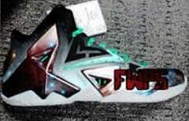 Nike LeBron XI - PS Renderings - WearTesters c312f76051