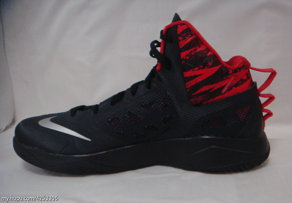 60f93d56db0 Nike Zoom Hyperfuse 2013 - Inside and Out - WearTesters