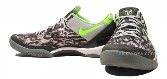 Nike Kobe 8 SYSTEM \u0027Graffiti\u0027 - Detailed ...