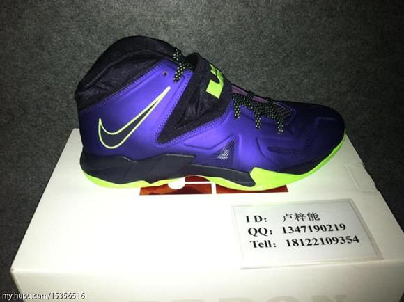 898ce9a98df Nike Zoom Soldier VII Court Purple Blueprint - Flash Lime 7 ...
