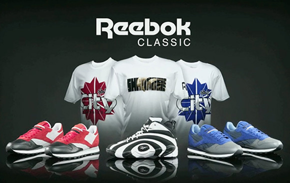 VIDEO Foot Locker x Reebok - Conversation Lift feat. Shaq and Tyga 2 ... 6d30a0120