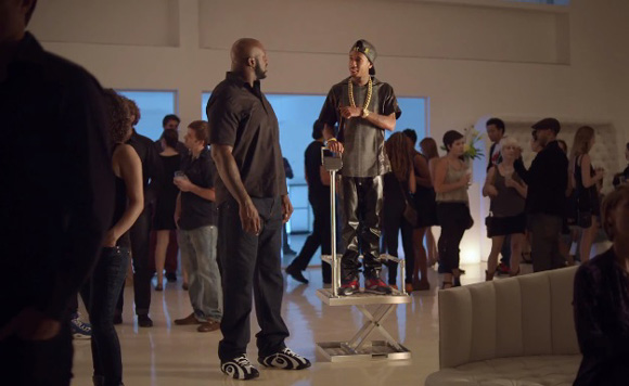 VIDEO  Foot Locker x Reebok -