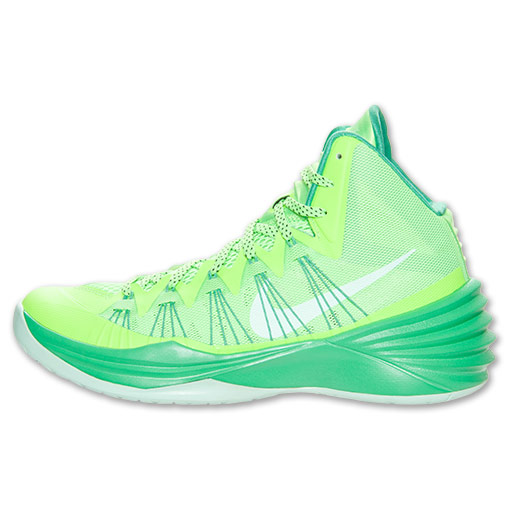 the best attitude 6f740 b6f9a ... low cost nike hyperdunk 2013 flash lime arctic green available now 2  f6d7e 0f0f1