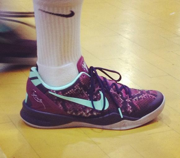 quality design 218b7 99b6a Nike Kobe 8 SYSTEM  Pit Viper