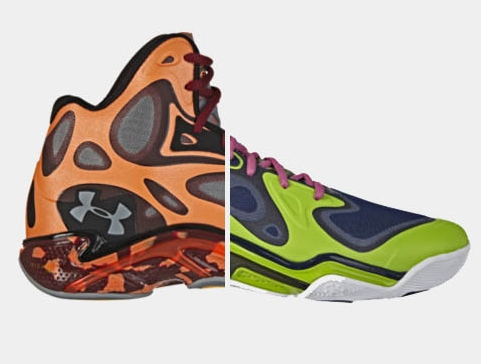 d2533380b63d Under Armour Anatomix Spawn - More Colorways Available - WearTesters