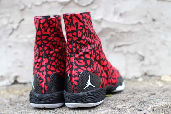 1ed4650dbd6240 Air Jordan XX8  Elephant Print Pack  - Detailed Look 9 - WearTesters