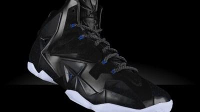 hot sale online 5d1e0 481a5 Nike LeBron XI NIKEiD