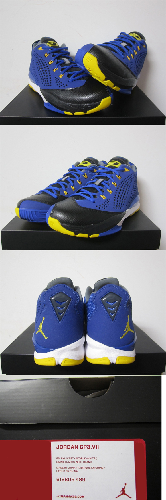 watch 33bbc 1c31d Jordan CP3.VII (7)  Laney  - Another ...