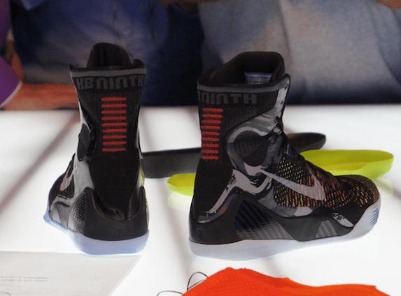 buy online 4533d ec1ea Nike Kobe 9 Elite Sample - Detailed Images - WearTesters