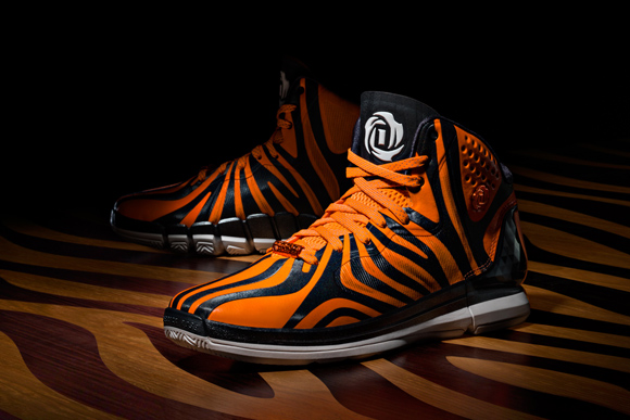adidas D Rose 4.5  Solar Zest  - Detailed Look - WearTesters fb7cb470a