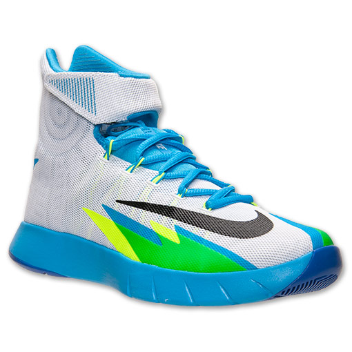 the latest 85004 54f4d Nike Zoom HyperRev White Black Vivid Blue - Game Royal - Available Now 1