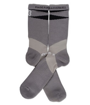 X-Wrap Basketball Socks by POINT 3 6
