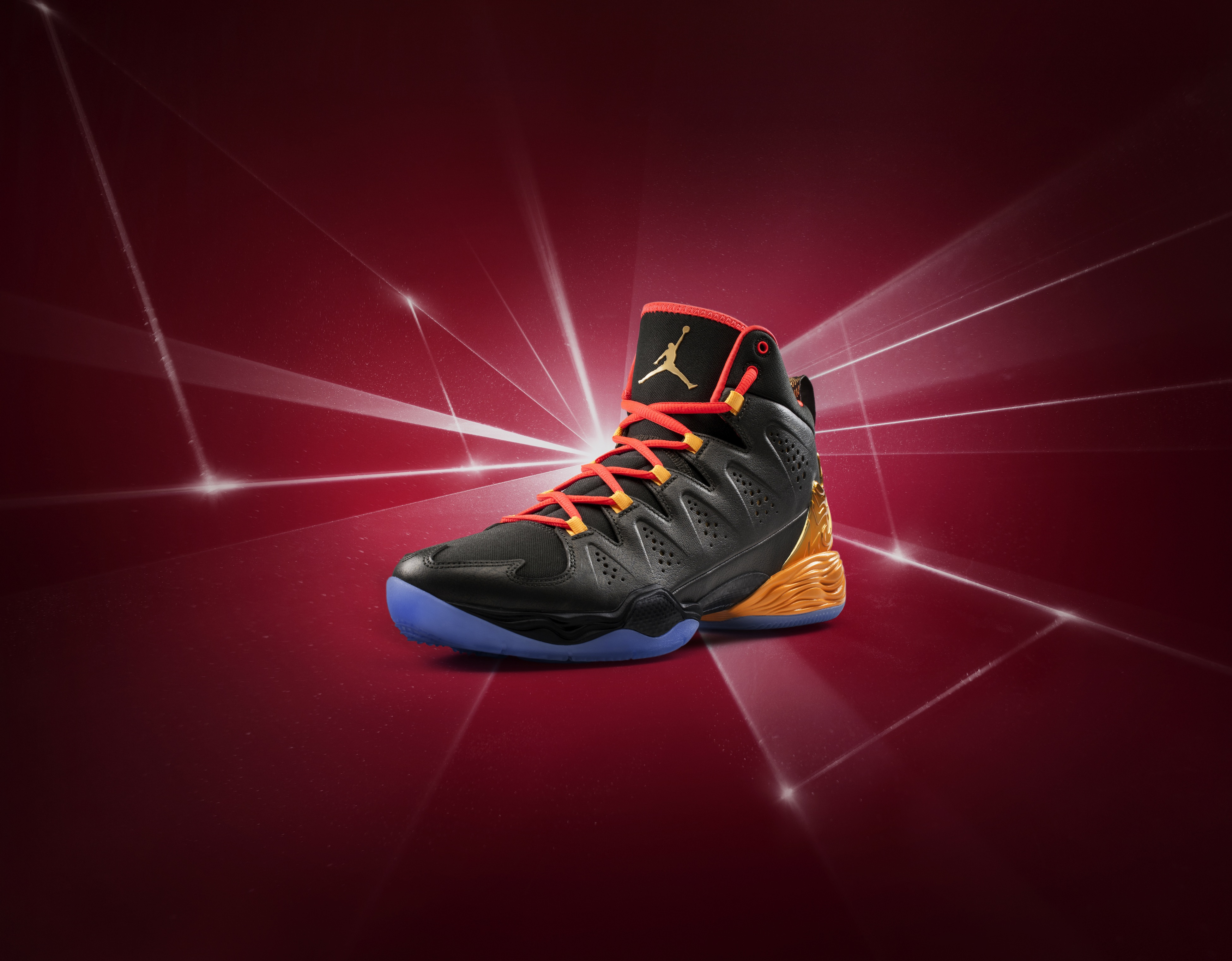 new product e1903 6be1c ... uk jordan brand all star lineup the crescent city collection 2 jordan  melo m10 88d1b a8455