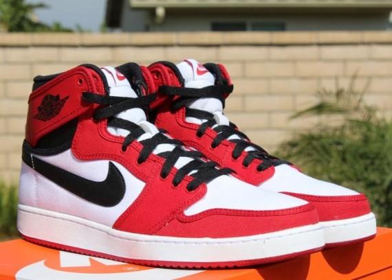 huge discount ba727 87356 Air Jordan 1 KO  Chicago  - Detailed Look and Release ...