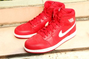 4b3e2aed928 Air Jordan 1 Retro High OG  Gym Red  - Detailed Look + Release Info ...