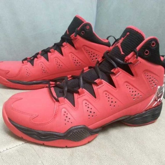 06a9e2db328159 ... where can i buy jordan melo m10 red suede first c6f22 9f145