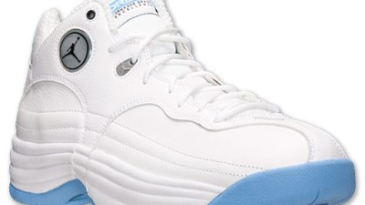 d9596b8024048c Jordan Team 1 (One) White  University Blue – Available Now