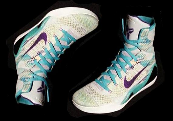 best sneakers 21153 17c14 Nike Kobe 9 Elite  Draft Day  – First Look 1
