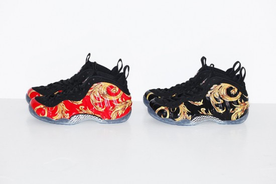 Supreme x Nike Air Foamposite One- Official Images+Release Date ... af423d443b56