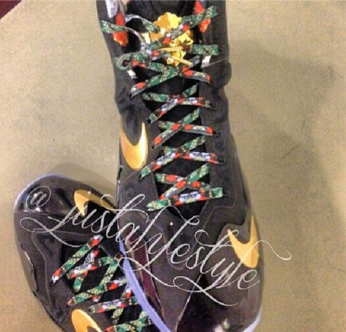 Nike Lebron 11 Watch The Throne Weartesters