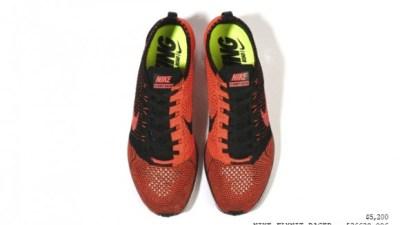 18627e8c5041 Nike Flyknit Racer 2014 Red Black – Detailed Look