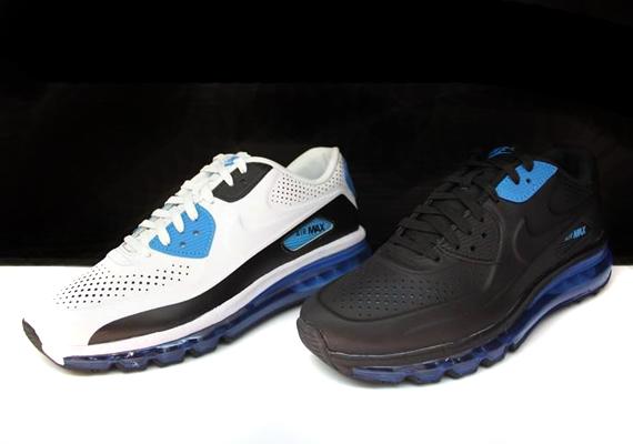 new arrival b8c57 5ec38 Nike Air Max 90 2014  Laser Blue  - New Colorways ...