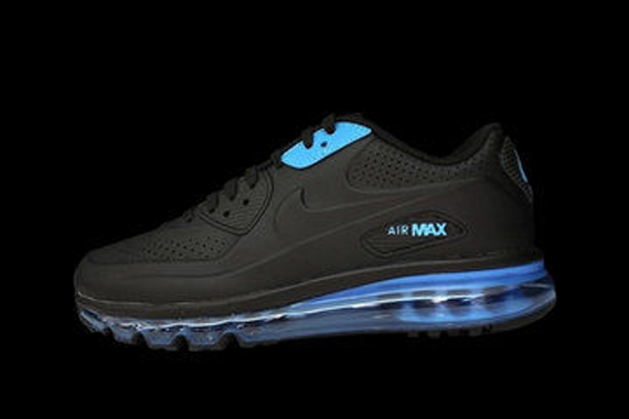 huge selection of 1cdc3 e8844 Nike Air Max 90 2014  Laser Blue  – New Colorways 3