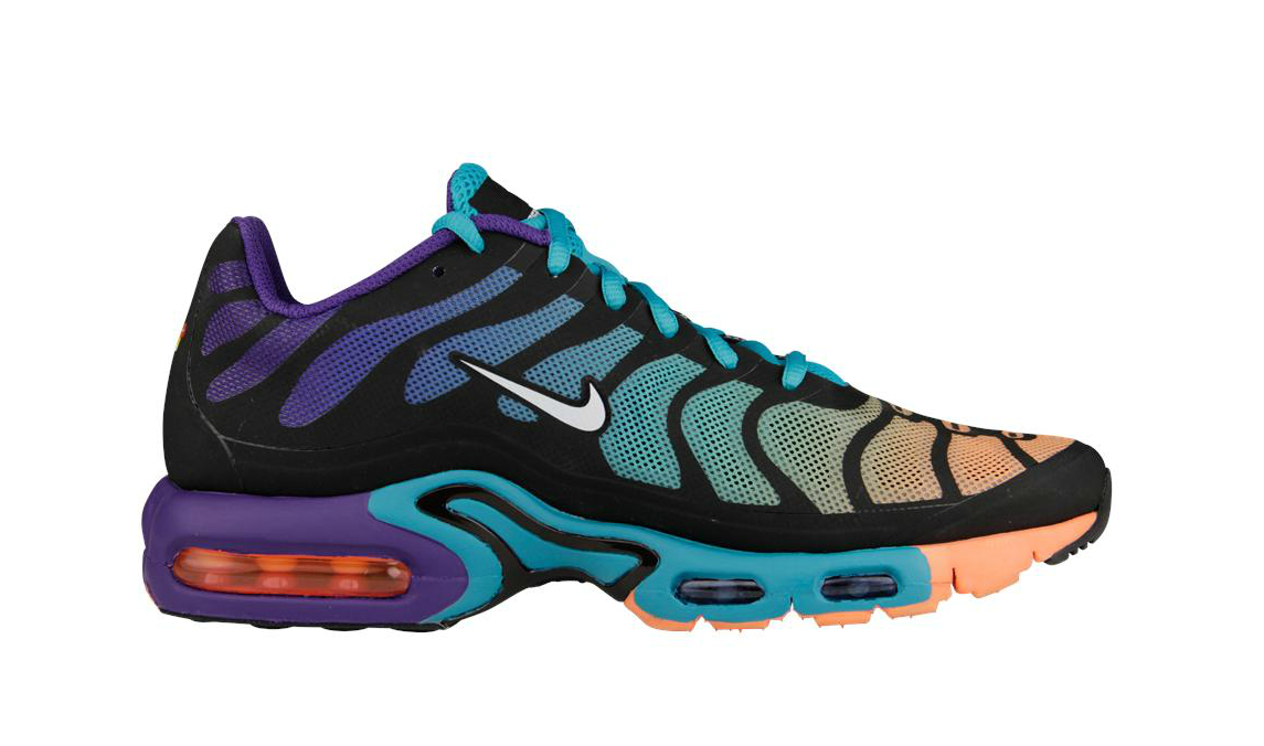 timeless design 02b48 1e8fc Nike Air Max Plus Multi-Color - Available Now-1