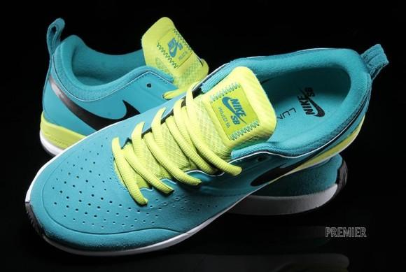 cace310553c2 Nike SB Project BA  Turbo Green  - WearTesters
