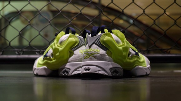 super popular b6221 f0c46 Reebok Insta Pump Fury OG  Jackie Chan  - First ...