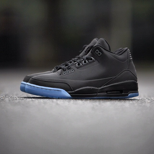 bb218c447c26c6 Air Jordan 5Lab3  Black Reflective  - Another Look - WearTesters