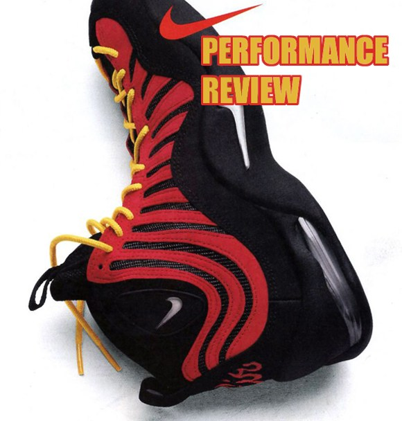 the latest c7438 27fcd Nike Air Bakin  Performance Review - WearTesters