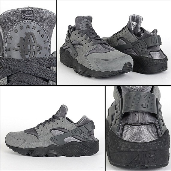 9acaf31f7a93 Nike Air Huarache  Cool Grey  - Available Now - WearTesters