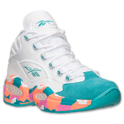 00b8166ab58 Reebok Question Mid  White Noise  - Available Now - WearTesters