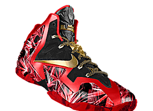 b1748eb51a4 Nike LeBron 11  NikeiD  Everglades  option – Available Now