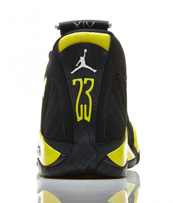 Air Jordan 14 Retro  Thunder  - Official Look - WearTesters c375d6626
