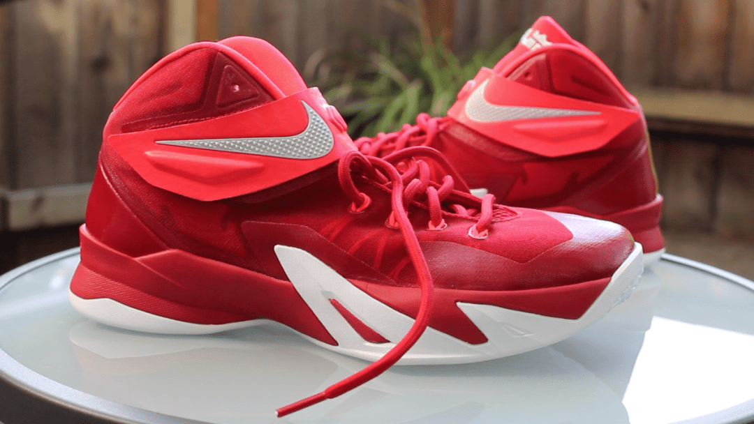 e5f22a3732f First Impression  Nike Zoom Soldier 8 - WearTesters