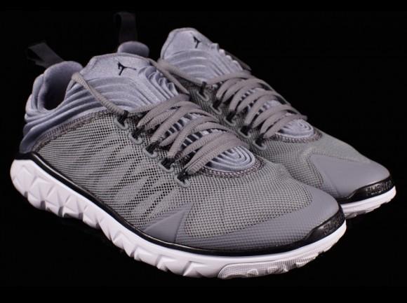 new product 95a4e 637f6 Jordan Flight Flex  Cool Grey  ...