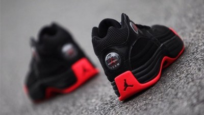 75ca61e90d0613 Jordan Jumpman Team 1 Black  Infrared23 – Detailed Look