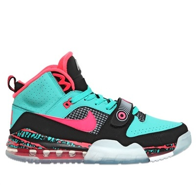 online store aa9d2 b61df Nike Air Max Bo Jackson South Beach - First Look-4
