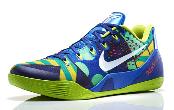 67645a25c391 Nike Kobe 9 EM  Game Royal  - Official Look + Release Info - WearTesters